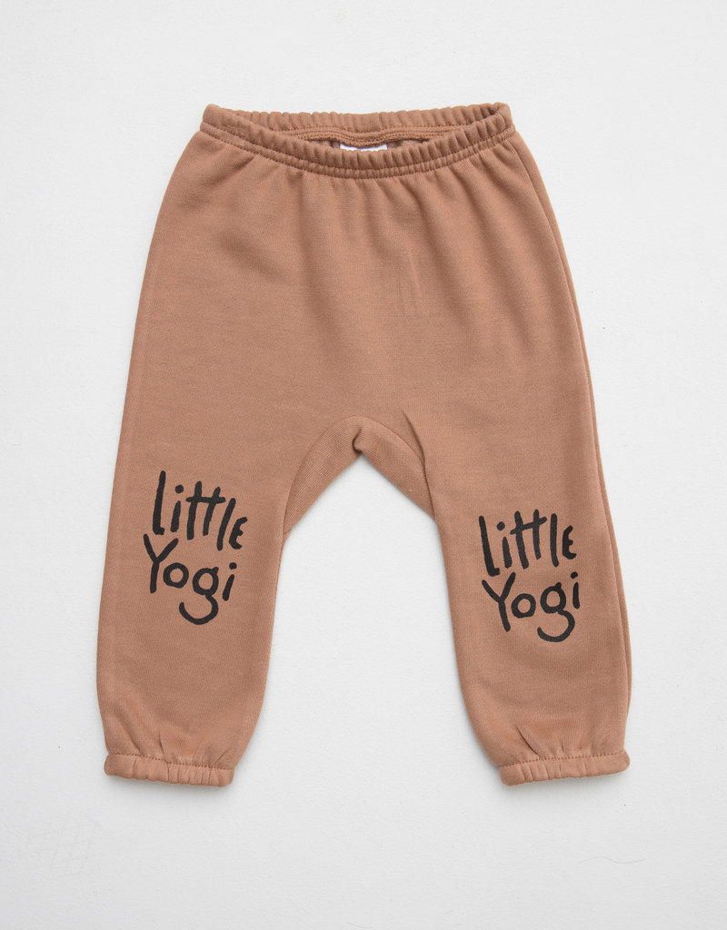 Little Yogi Sweat Pant Earth