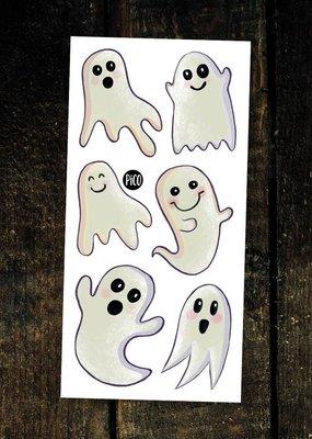 Pico tatouages temporaires Tatouage temporaire Fantômes