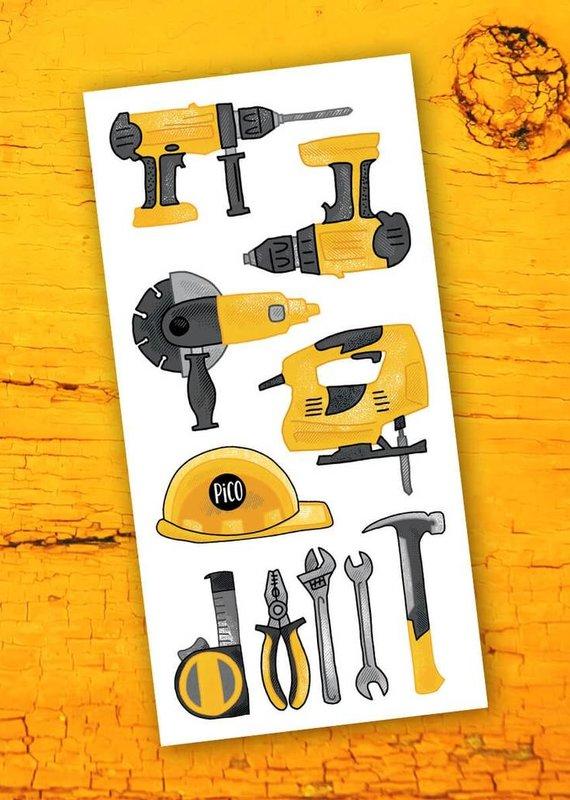 Pico tatouages temporaires Tatouage temporaire Les outils