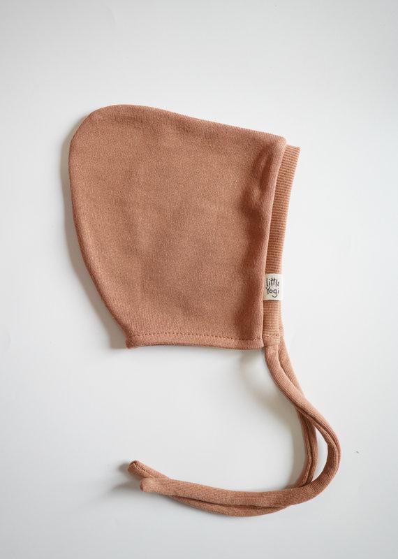 Little Yogi Bonnet fleece Earth