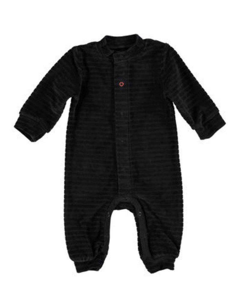 Pyjama velour noir