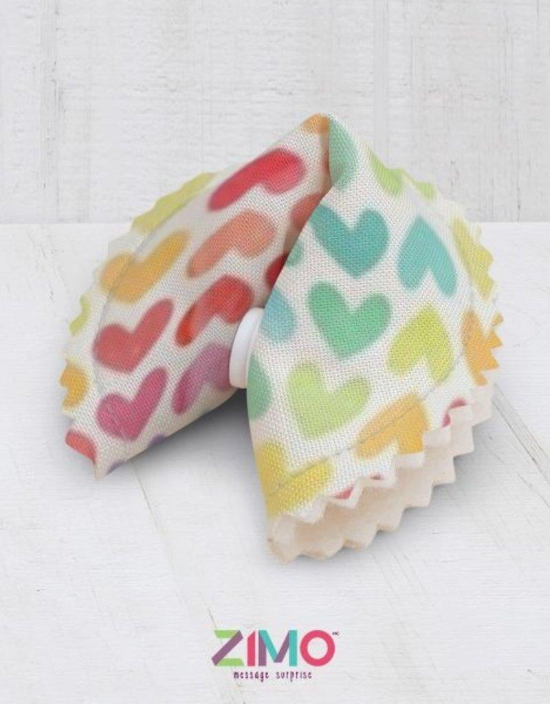 Zimo Biscuit Zimo Coeurs colorés