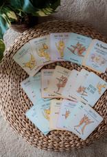 Les bougeottes Cartes de  gymnastique