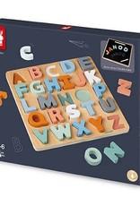 Casse-tête en bois Alphabet