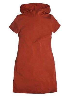 Nine Robe 3 en 1 Orange brûlé
