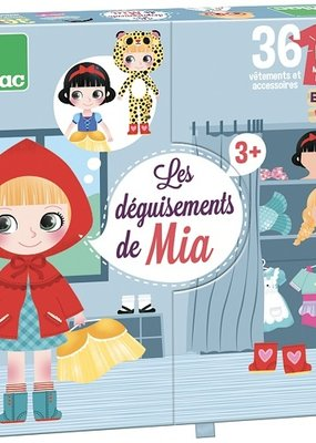 Les déguisements de Mia