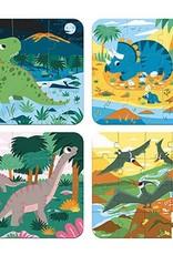 Casse-tête progressif Dinosaures