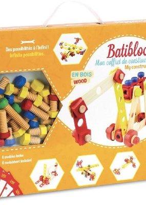 Batibloc coffret de construction