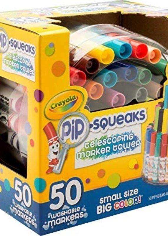 Crayola Tour de 50 feutres