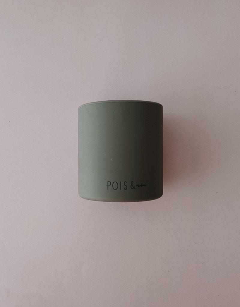 Verre en silicone pour mini olive