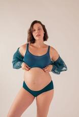 Soutien-gorge sans couture Sheer Bleu