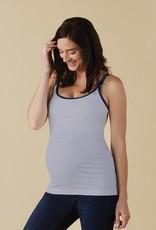 Camisole maternité/alaitement Classique - Rayures