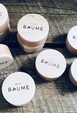 Petit baume Baume lèvre en boîtier Bois de hô