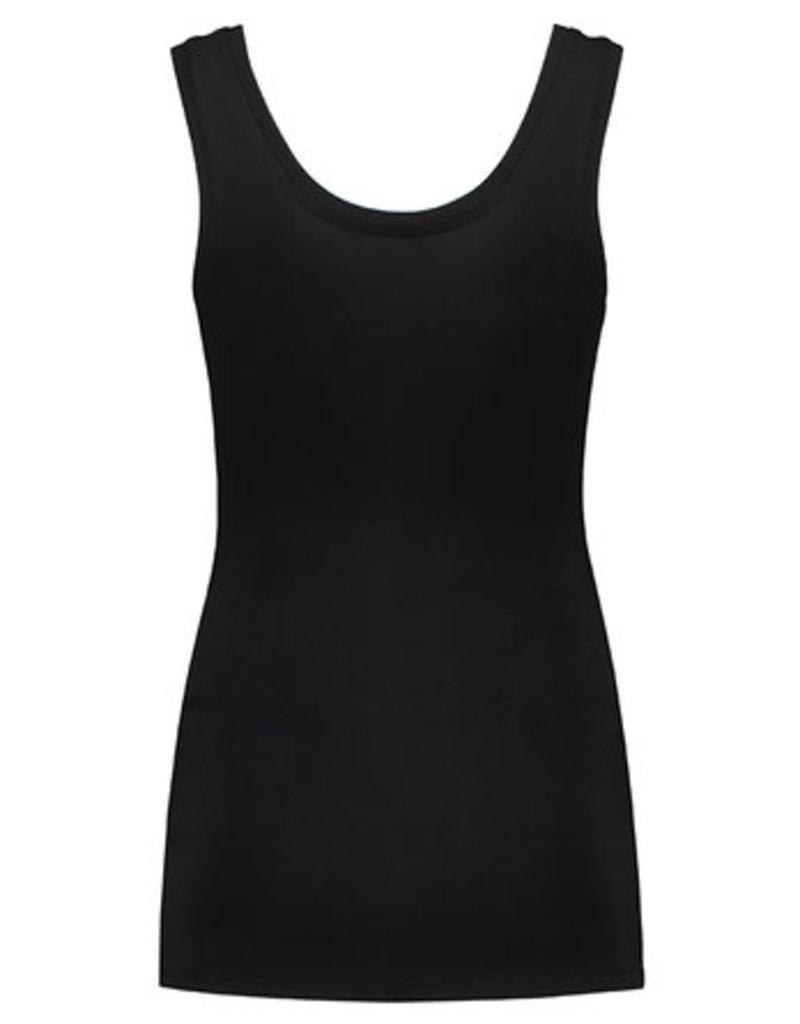Camisole noire tencel L2W