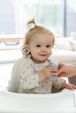 Mini cup et couvercle à paille Sauge