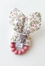 Hochet oreilles de lapin Éléphant