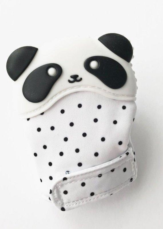 Mitaine de dentition Panda