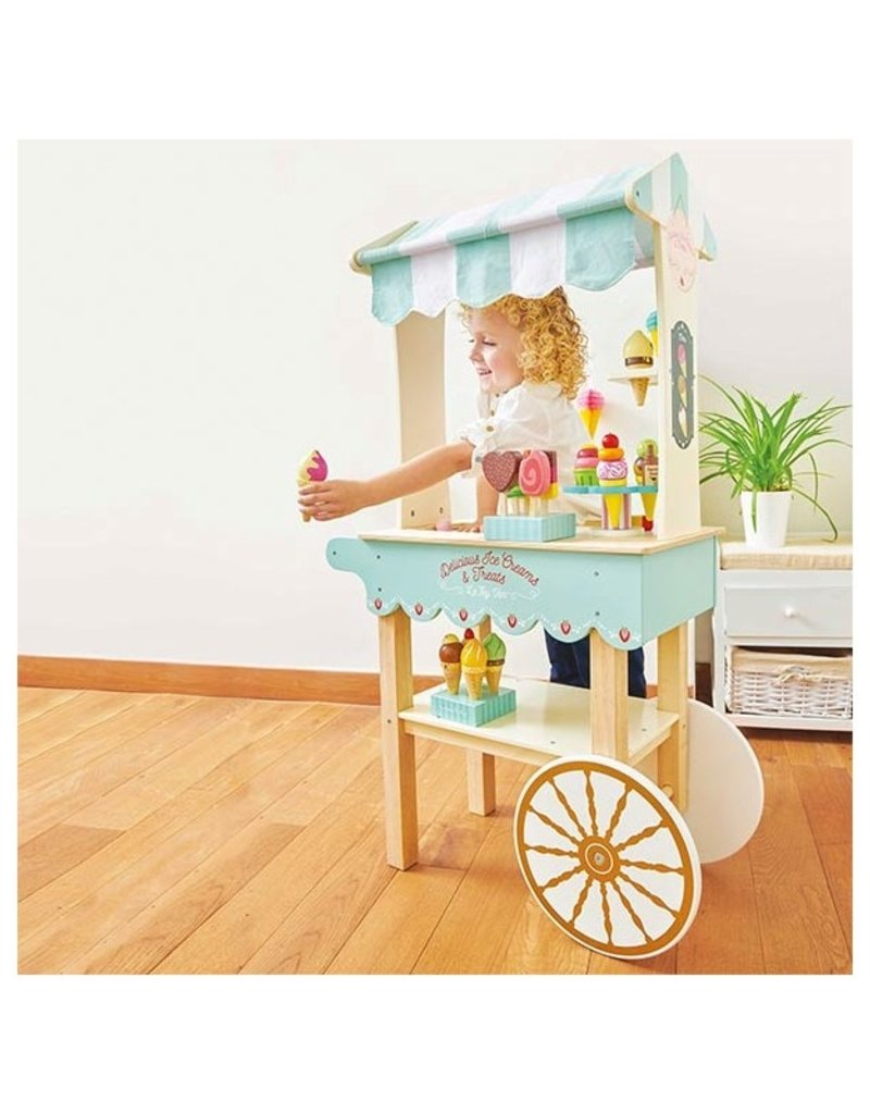 Le toy Van Chariot à glaces