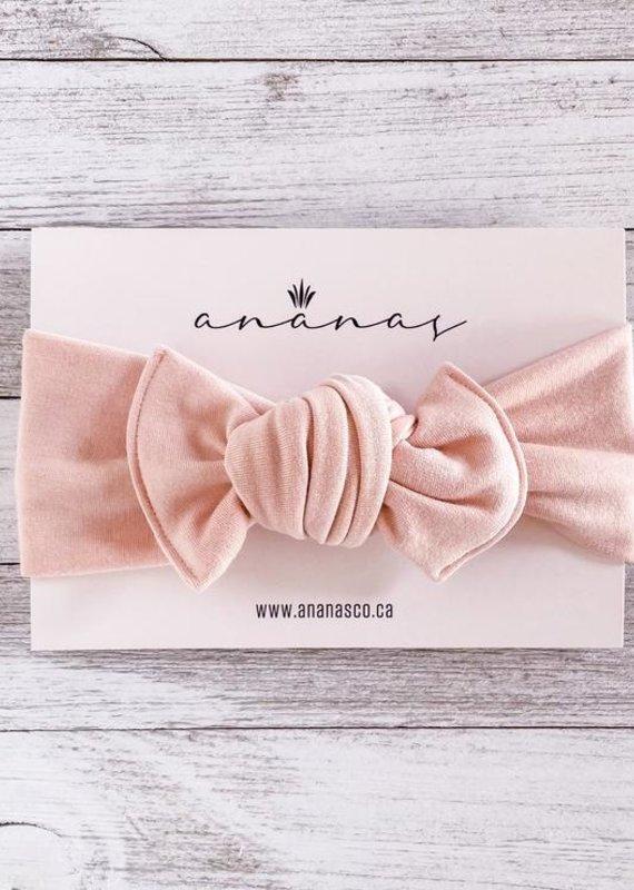Ananas Co Bandeau boucle 0-5ans blush