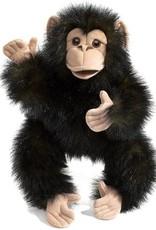 Folkmanis Marionnette bébé chimpanzé