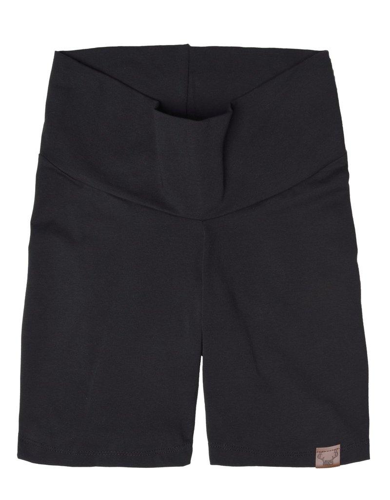 Nine Shorts bikers noirs