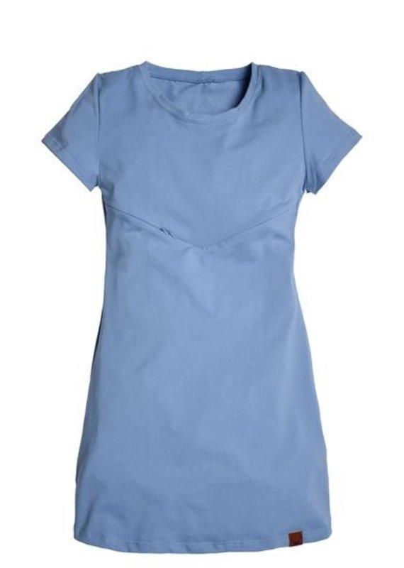 Nine Robe 3 en 1 bleue (sans capuchon)
