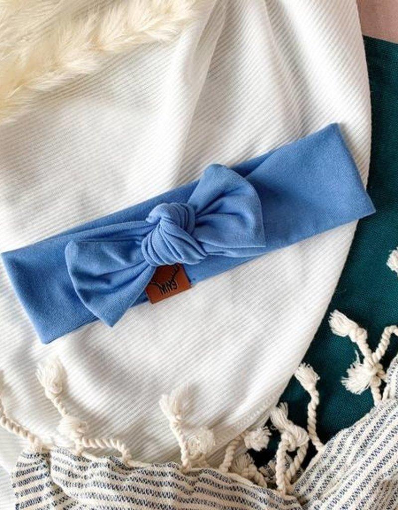 Nine Bandeau bleu enfant