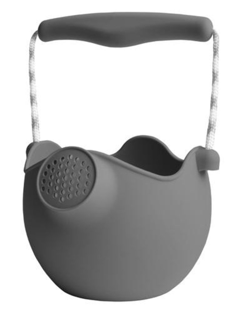Scrunch Arrosoir en silicone gris