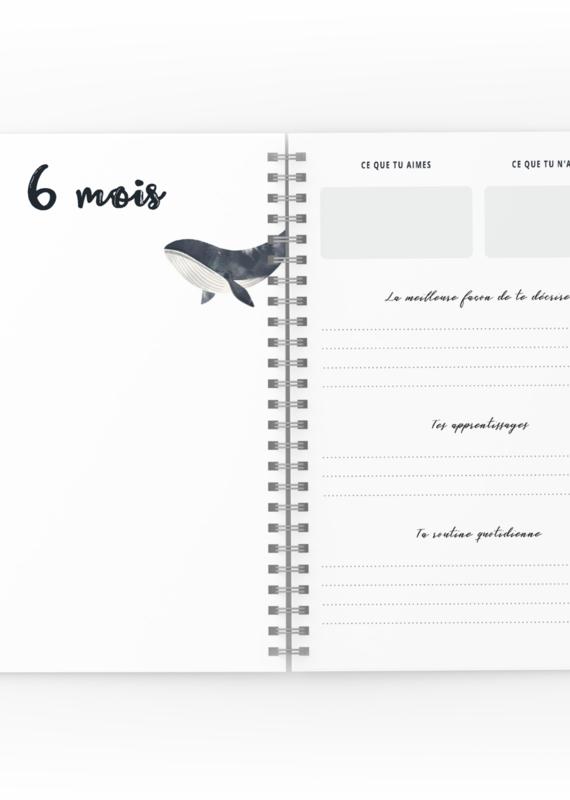 Mon journal de grossesse - Mers et océans