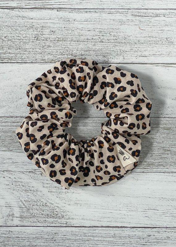 Ananas Co Chou coton léopard