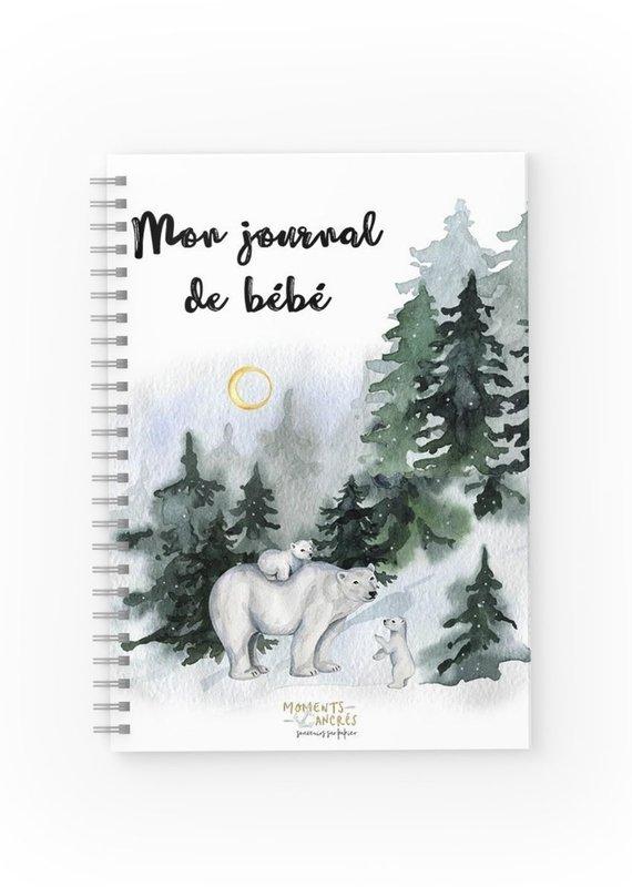 Mon journal de grossesse - Ours polaires