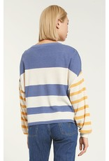 Z Supply Grace Stripe Long Sleeve