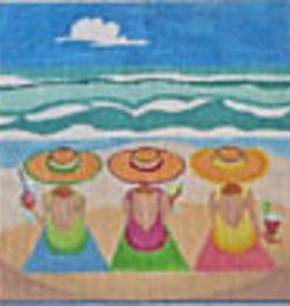 IT'S ALL ABOUT THE BEACH JMKL1146 Beach Girls