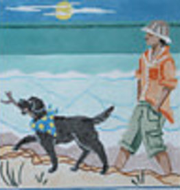 Julie Mar and Friends IT'S ALL ABOUT THE BEACHBOY AND DOG JMKL1151