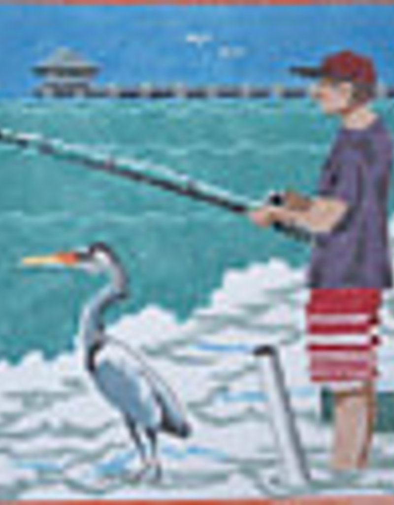IT'S ALL ABOUT THE BEACH BOY FISHING JMKL 1150