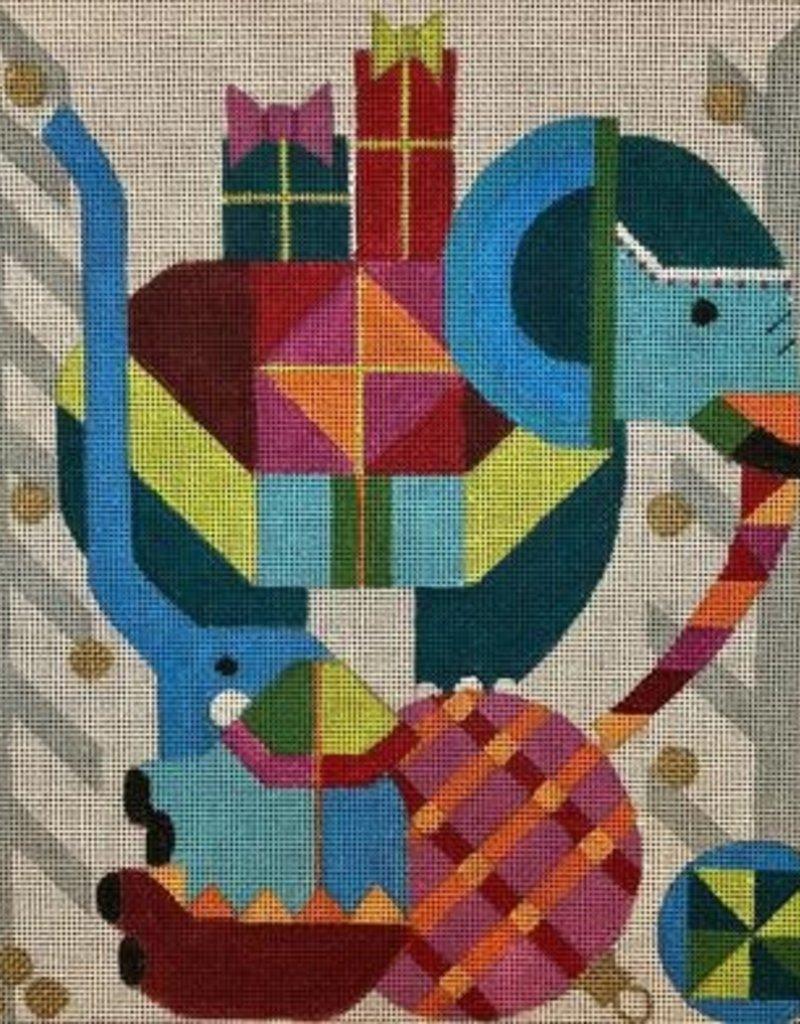 H252 Elephants  Melissa Prince