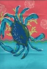 POIAD P-320 PINK AND BLUE CRAB