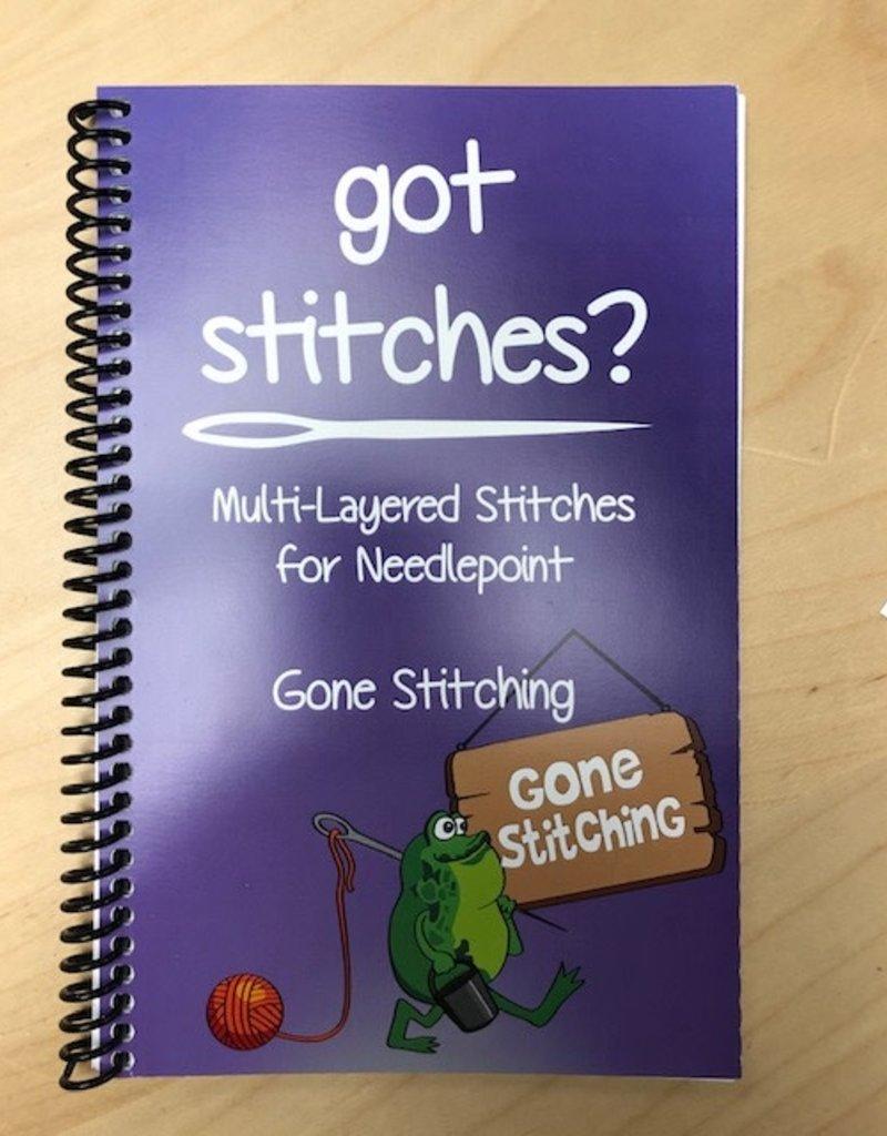 Got Stitches  from Gone Stitching