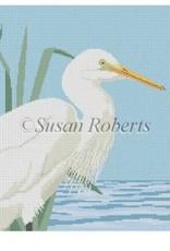1042 Snowy Egret SR