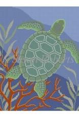 Seaweed Coral Turtle