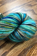 Unwind Yarn Co Hilton Head Island Yarn Journey Sock