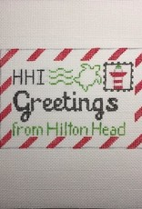 SD177 HILTON HEAD GREETINGS