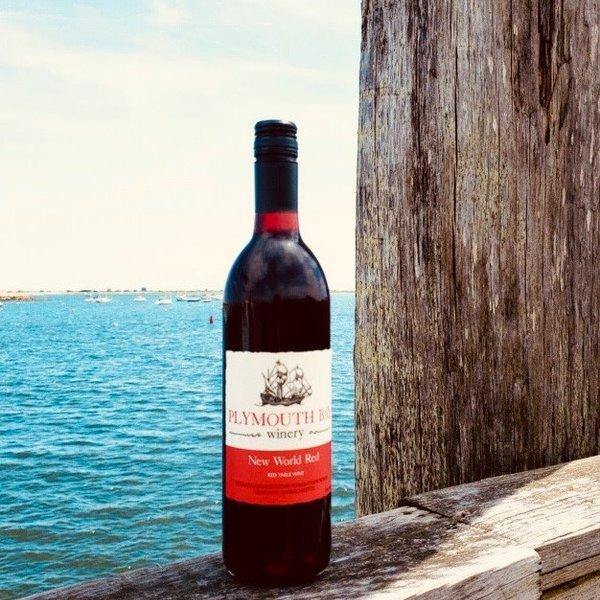 New World Red Wine, 750 ml