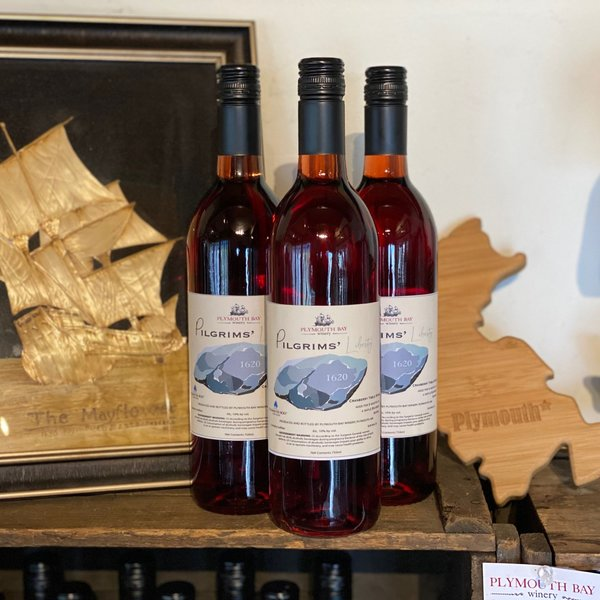 Limited Plymouth 400 Series Pilgrims' Liberty Wine, 750 ml