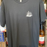 Plymouth Bay Winery PBW Tee, Crew Unisex, Short Sleeve, 60/40 cotton blend