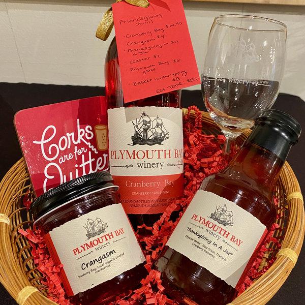 Gift Basket:  Friendsgiving (mini)