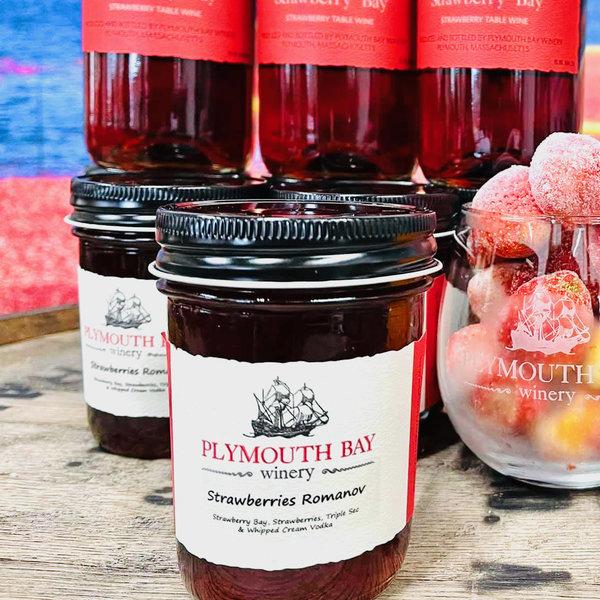 Strawberries Romanov Jelly, 8oz
