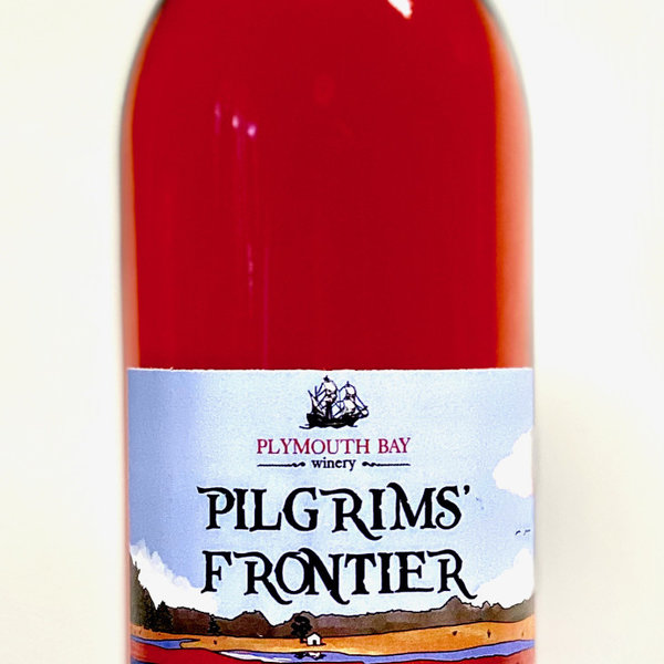 Limited Plymouth 400 Series Pilgrims' Frontier Wine, 750ml