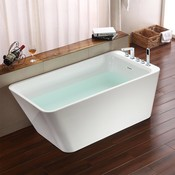 Missouri 67'' Freestanding Bathtub Jade