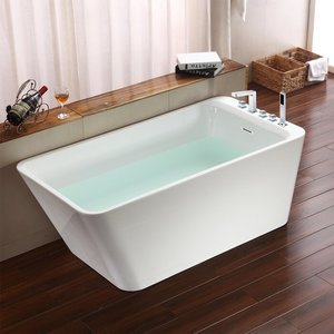 Missouri 67'' Freestanding Bathtub Jade